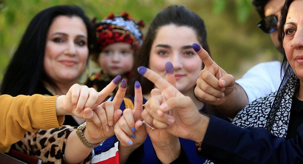 حل مشكلة انتخابية للفيليين بكوردستان
