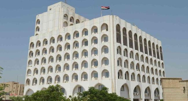 """الخارجية تطالب السفارة الامريكية بحذف """"منشور مسيء"""""""