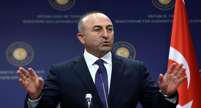 وزير الخارجية التركي يصل بغداد في زيارة رسمية