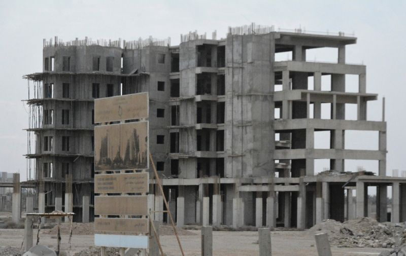 Hotel hunting: mission impossible in tribal Iraq
