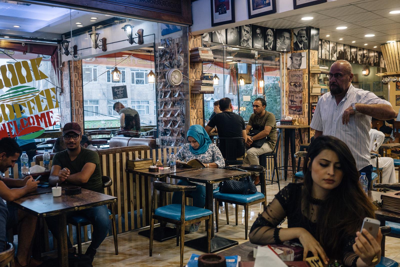 Baghdad gets its groove back