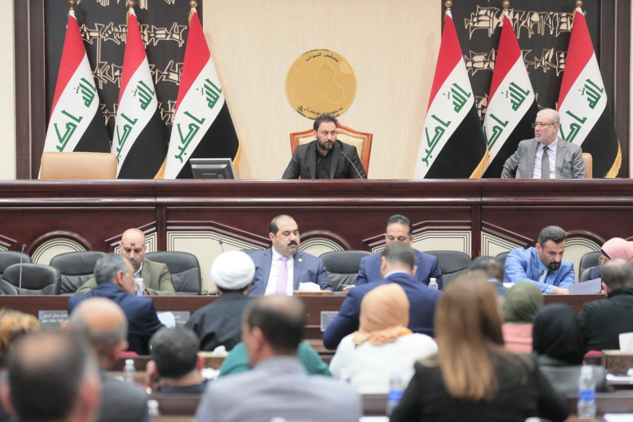 منها القراءة الثانية للتعديل الثاني لقانون التقاعد .. البرلمان يعلن جدول اعماله لجلسة الخميس