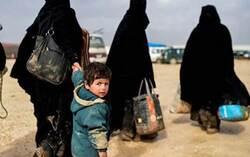 المانيا تستعيد داعشية و أولادها من العراق