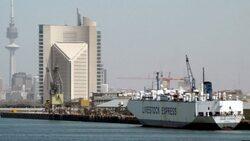الكويت تحظر دخول السفن القادمة من العراق