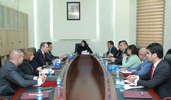 النزاهة البرلمانية الكوردستانية تبحث ايجاد حل لمشكلة مقاييس الماء