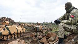 معارك عنيفة بين الجيشين السوري والتركي