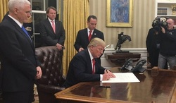 Washington will stop funding Iraq in one case, Trump's adviser says