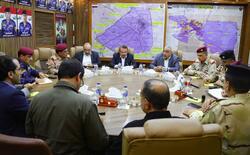 عبد المهدي يعقد اجتماعا مع قادة امنيين وصدور بيان خجول حول الاحداث