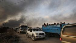 حكومهت ههرێم كوردستان پيشوازى له نزيكهى 1000 پهنابهر له سوريا كرد