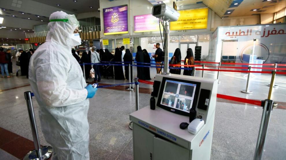 العراق يسجل خمس إصابات مؤكدة جديدة بكورونا