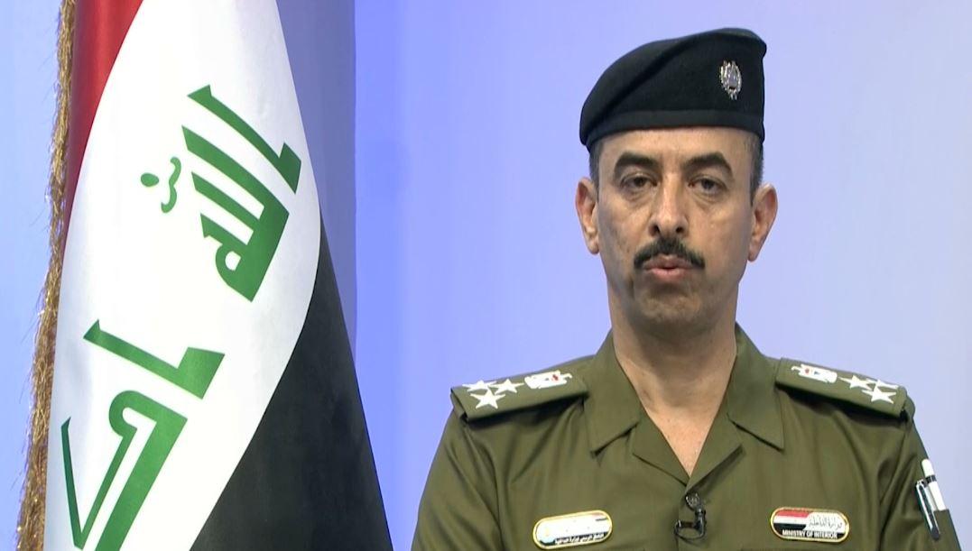 الداخلية تعلن اصابة خمسة في تظاهرات بغداد