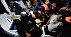 لبنان توقف عشرات المهاجرين غير الشرعيين