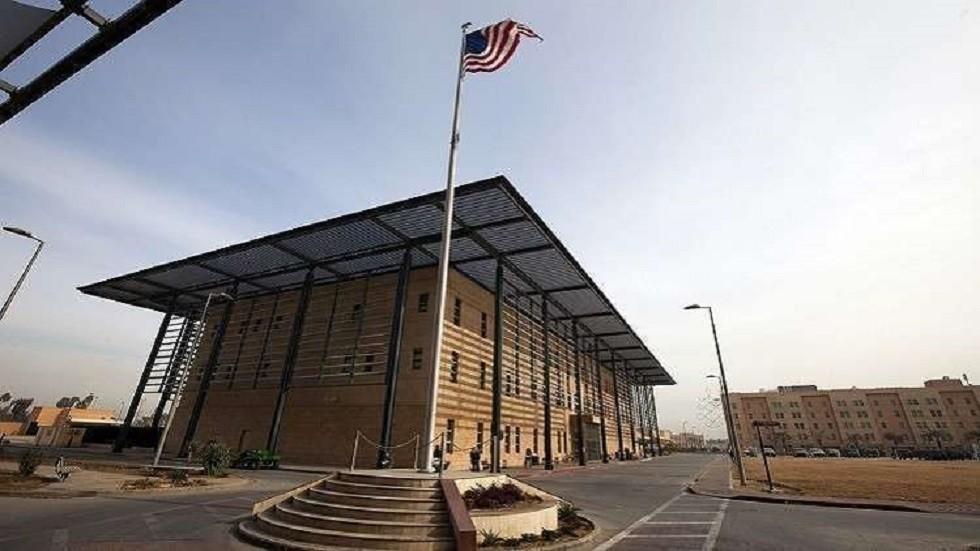 السفارة الامريكية في العراق تصدر تنبيها امنيا لمواطنيها