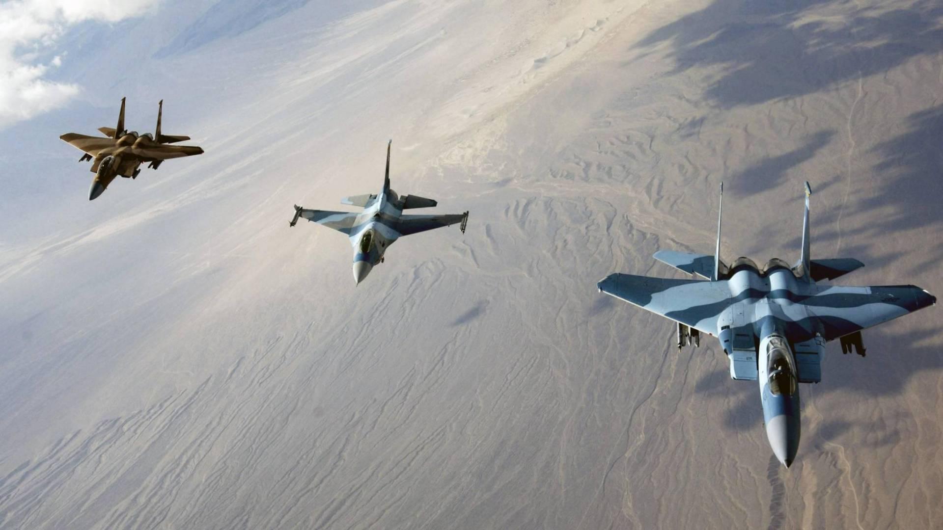 المقاتلات التركية تعاود قصف شمال دهوك