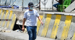 13 وفاة وأكثر من 4 آلاف إصابة بكورونا في العراق