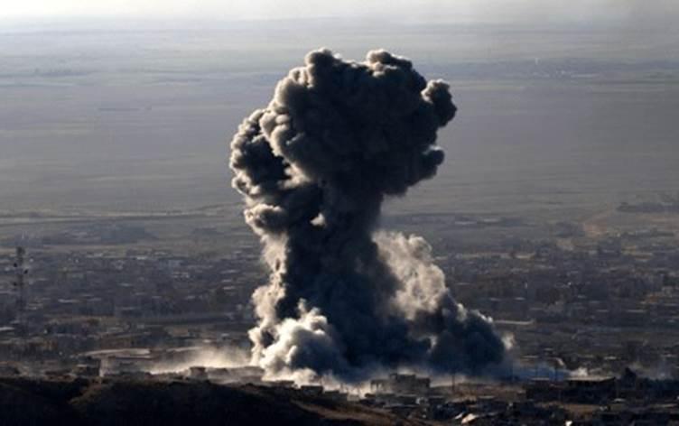 Explosion hits area near Nineveh