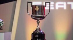 قرعة كأس ملك إسبانيا ترفض الكلاسيكو في ربع النهائي