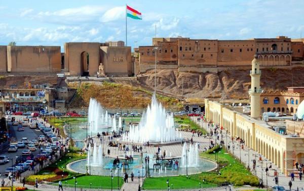 موجة جديدة من الامطار تجتاح اقليم كوردستان