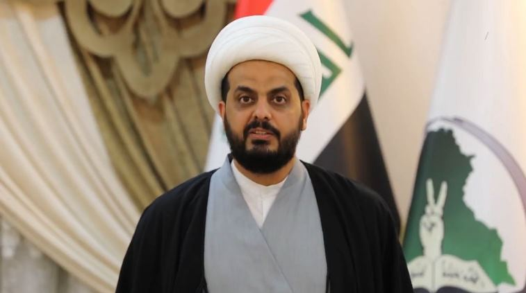 """الخزعلي يتحدث عن ثلاثة مشاريع لـ""""تدمير"""" العراق ويستشهد بكتب اسرائيلية"""