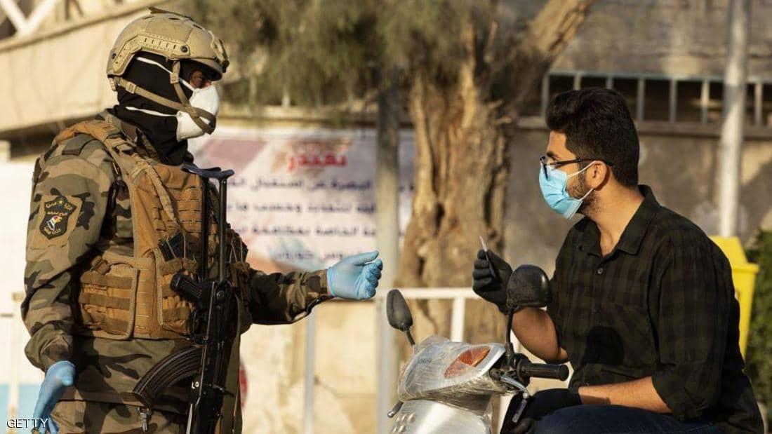 Iraq extends curfew until 11th of April