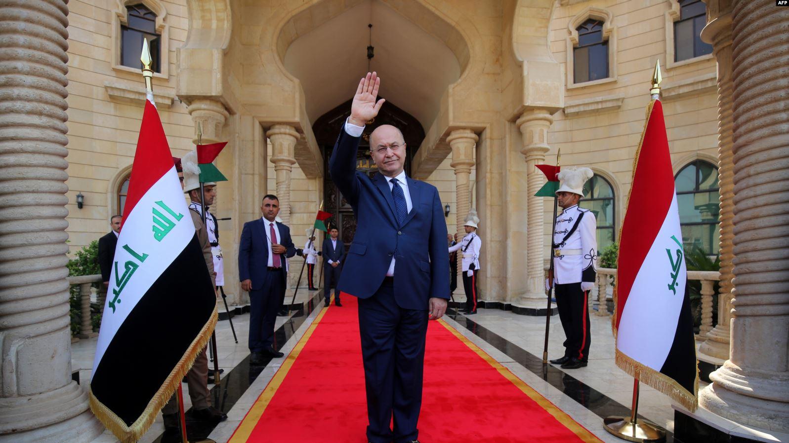 الرئيس العراقي يدعم موعد الانتخابات المبكرة ويثبت متطلبات