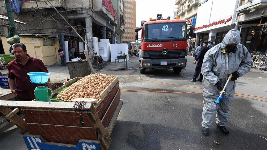 محافظة عراقية تسجل حالة وفاة جديدة وأخرى تشخص 5 إصابات بكورونا