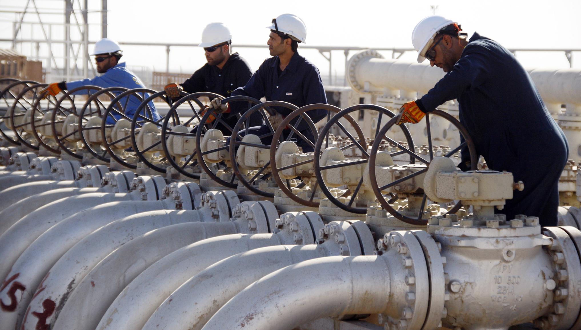 السلطة القضائية تكشف عن مجموعة لداعش اعدت لحرق حقول نفطية بالعراق
