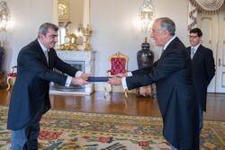 سيوان بارزاني يباشر مهام عمله سفيرا للعراق في البرتغال
