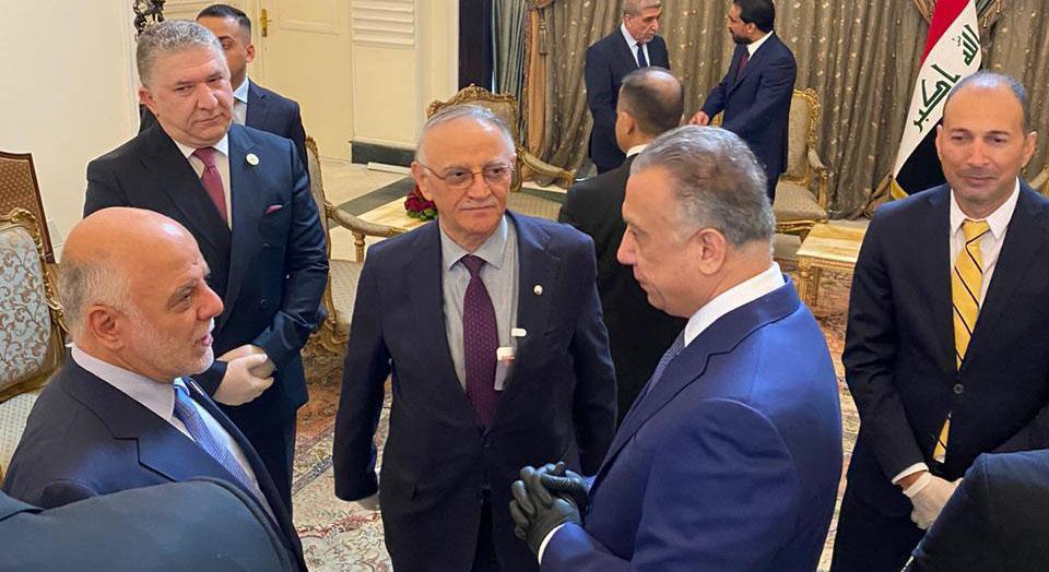 الرئيس العراقي: امام الكاظمي30 يوماً لتشكيل الحكومة الجديدة