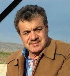 وفاة نحات واكاديمي كوردي ايزيدي معروف في دهوك