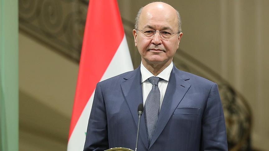صالح: يجب الحذر من انفلات امني واقتتال بين جماعات مسلحة