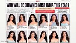 """""""لون البشرة"""" يفتح النار على مسابقة ملكة جمال الهند"""
