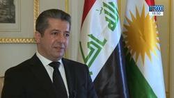 بارزاني يكشف تواصل داعش بالعراق وسوريا ويبدي رغبة بزيادة التنسيق مع بغداد