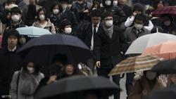 """اليابان تسجل اول حالة وفاة بفيروس """"كورونا"""""""