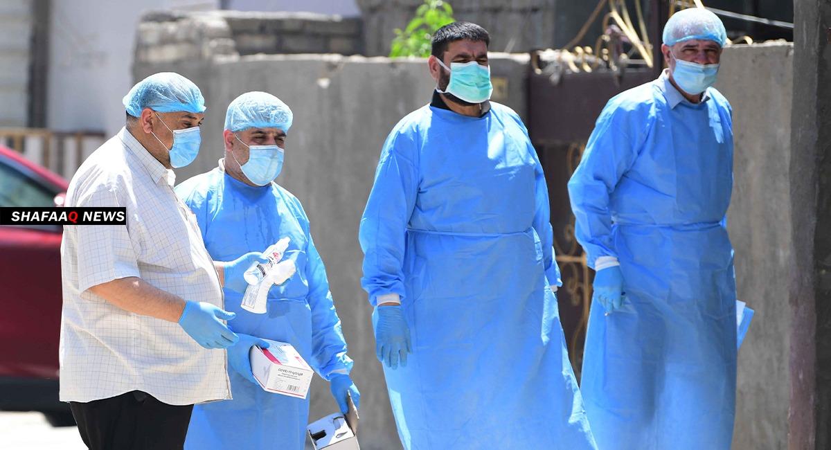 العراق يسجل 2312  اصابة جديدة بكورونا يقابلها 1645 حالة شفاء