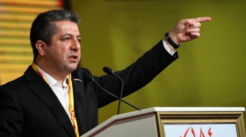 توجيه أول طلب الى رئيس حكومة اقليم كوردستان المكلف مسرور بارزاني