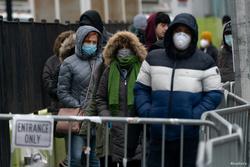 المانيا تسجل 4800 اصابة جديدة بفيروس كورونا