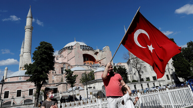 The first western condemnation of the Turkish decree