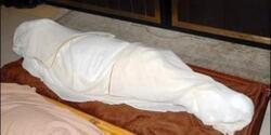 العثور على جثة مقيدة وعليها اثار اطلاق نار بالرأس في نهر دجلة ببغداد