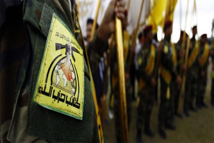 قصف يستهدف كتائب حزب الله على الحدود العراقية السورية