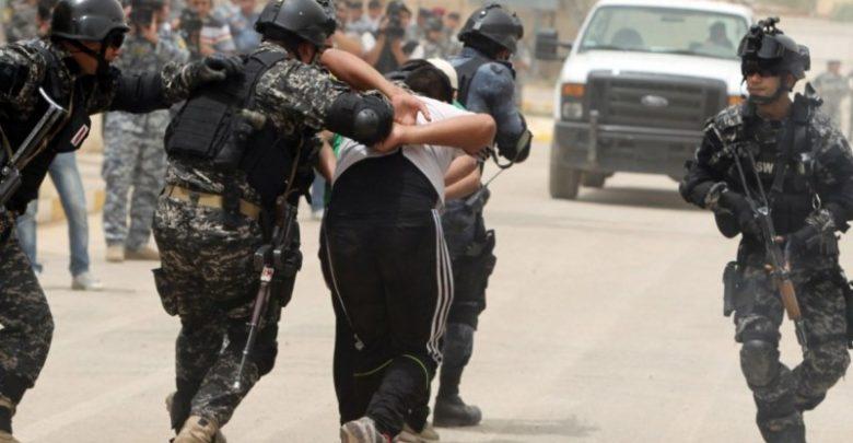 البصرة.. اعتقال شخص قتل طفلته بعد ضرب مبرح بسلك كهرباء