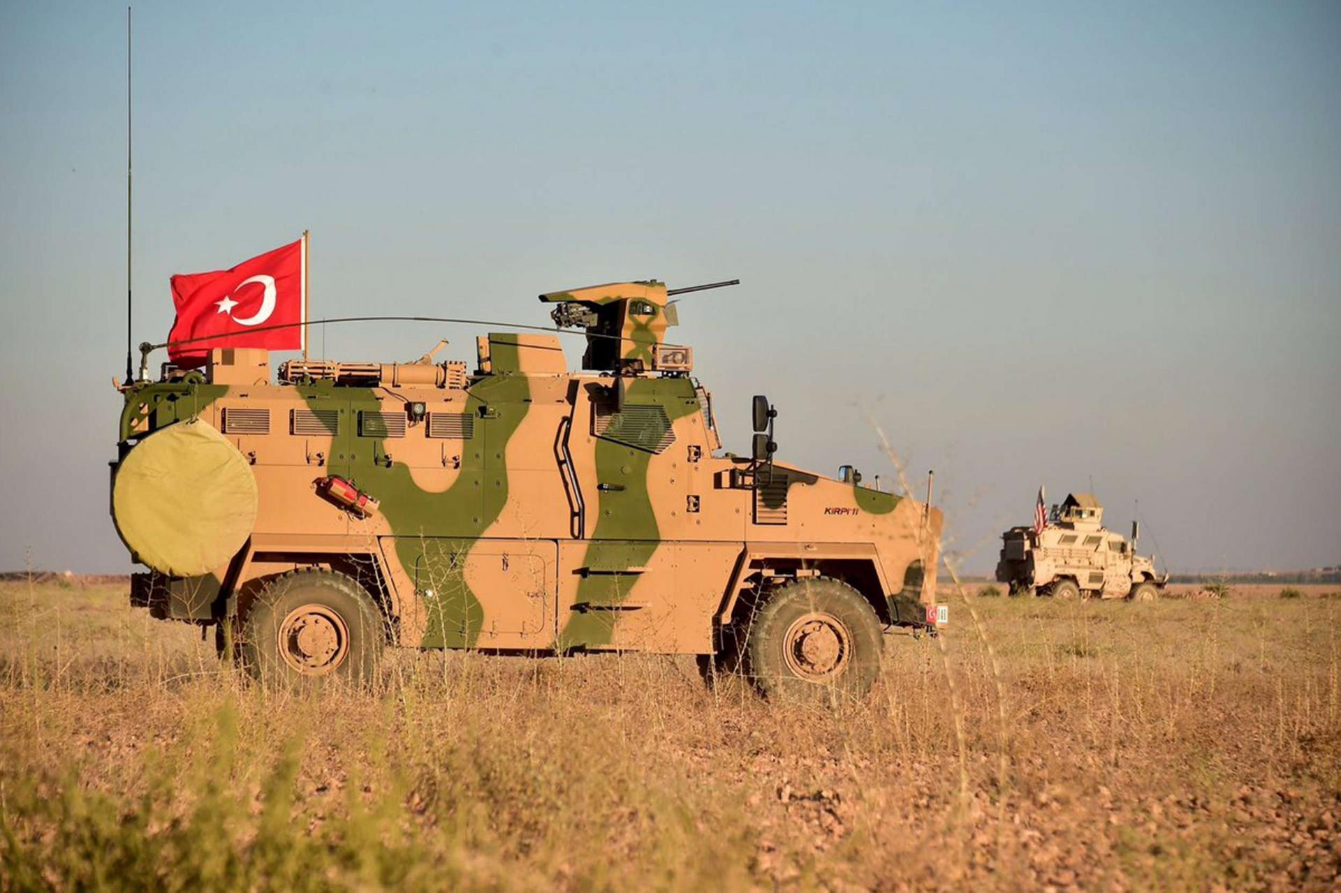 راپۆرتيگ ئهمريكى: توركيا 13 بنگهى سهربازێ له ههرێم كوردستان دامهزرانگه