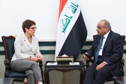 عبد المهدي يعول على الشركات الالمانية: تحظى بتقدير العراق لجودتها وصناعاتها