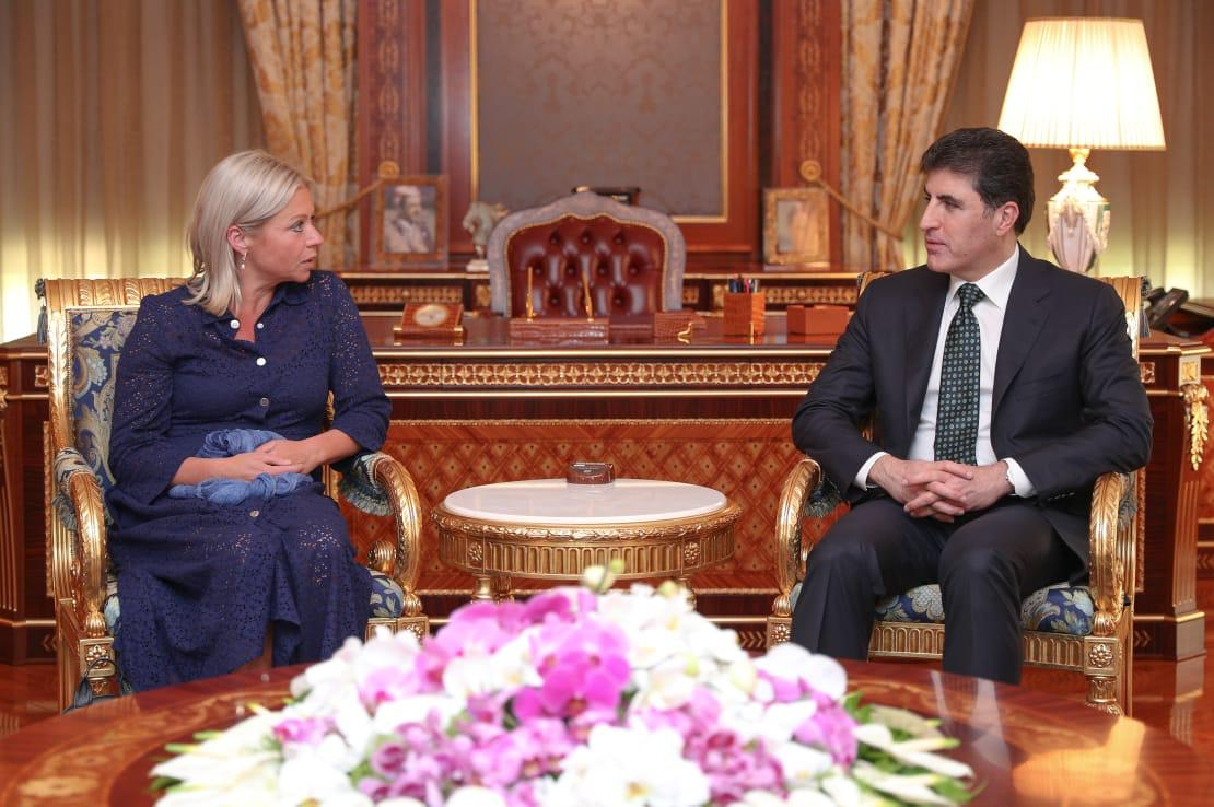 Barzani: Ready to any Constitutional solution with Baghdad
