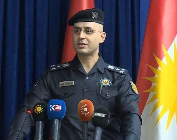 Erbil seizes 22 passports and detains a person at its international airport