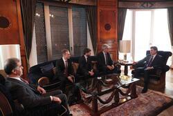 رئيس اقليم كوردستان يعلن موقفاً رسمياً من حكومة محمد علاوي