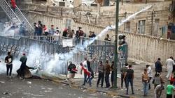 مقتل 10 محتجين جدد واصابة العشرات ببغداد والبصرة بذخيرة حية للقوات الامنية