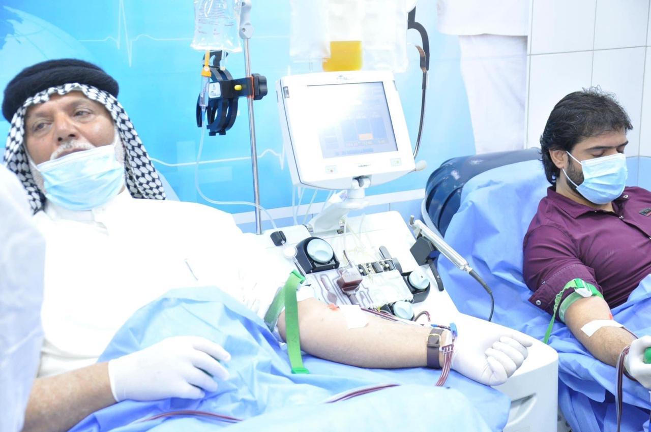 Iraq uses a successful treatment for corona disease