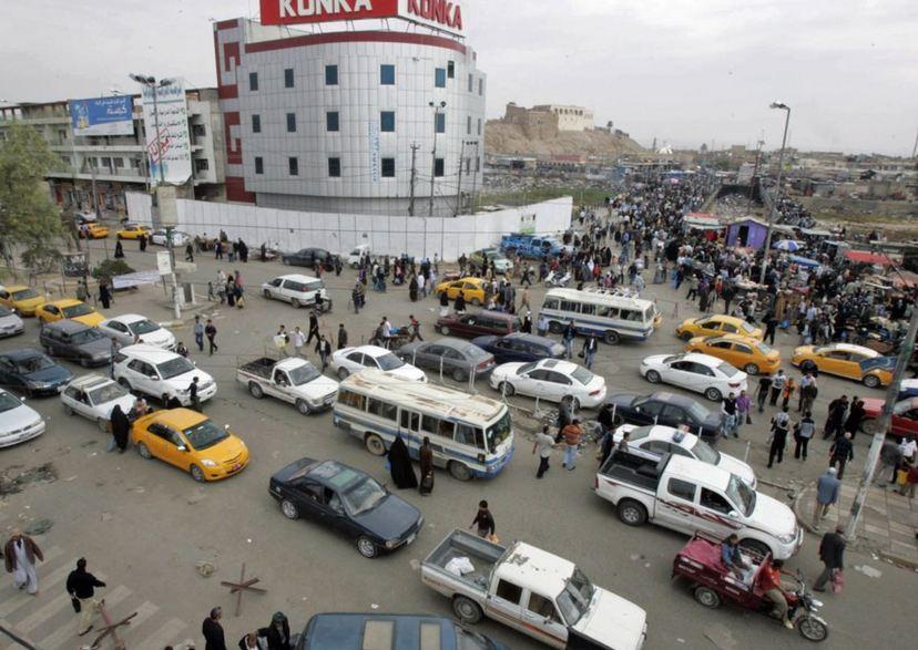 الاعلام الامني: قتيل وجرحى بانفجارين في كركوك