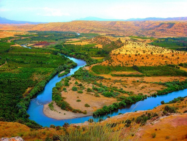 وفاة شخصين غرقا في نهر بإقليم كوردستان
